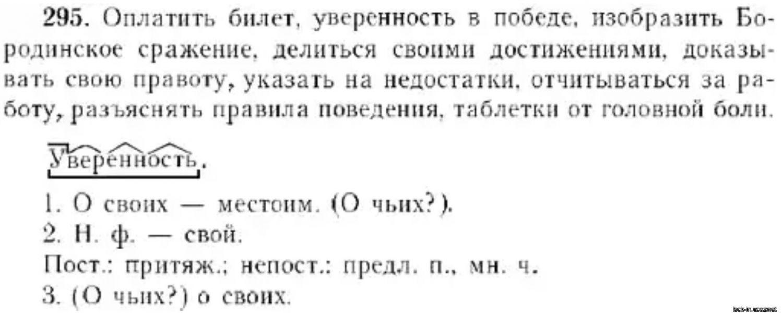 Решебник По Русскому Языку 7 Класс Баранов 2019 Год